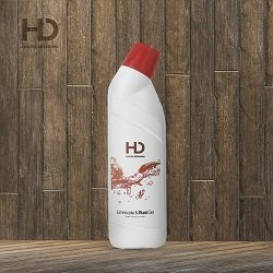 HD LIMESCALE AND RUST GEL 500 ml | Żel do WC | Żel do toalety